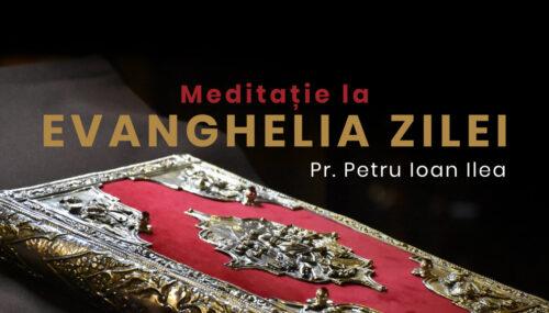 """""""Credinţă şi necredinţă"""" (Luni, Săptămâna a VII-a după Rusalii)"""