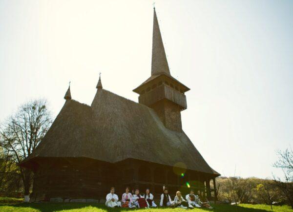 """Parcul Etnografic Naţional """"Romulus Vuia"""" din Cluj-Napoca P2"""