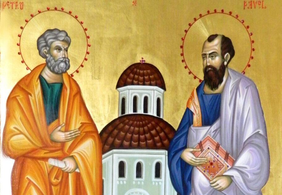 Agenda ierarhilor la sărbătoarea Sfinților Apostoli Petru și Pavel