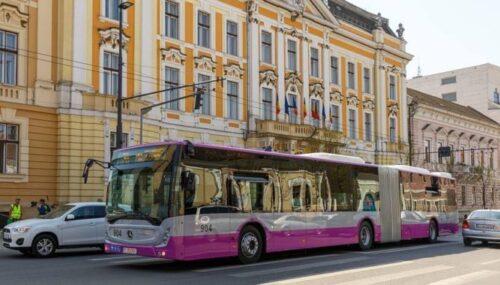Precizări cu privire la abonamentele de transport pentru elevii din Cluj-Napoca