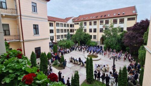Seminarul Teologic Ortodox, în topul școlilor din Cluj la Evaluarea Națională