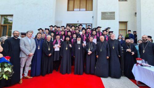Festivitatea de Absolvire, Promoția 2021, la Facultatea de Teologie Ortodoxă din Cluj-Napoca