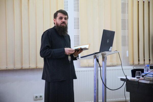 PS Benedict Bistrițeanul a promovat în postul de conferențiar universitar, la Facultatea de Teologie Ortodoxă din Cluj-Napoca