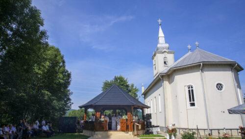 Sfințirea Altarului de vară din Parohia Cristur-Șieu
