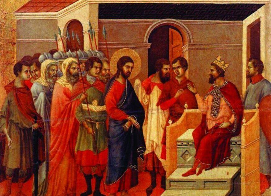Iisus Hristos – corect politicește | satiră ideologică