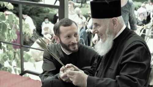"""""""Omul credincios și bucuros este cu siguranță un om bun."""" – Preasfințitul Părinte Vasile"""