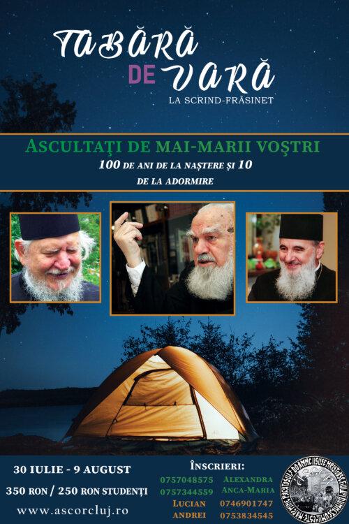 ASCOR Cluj   Tabără de vară la Scrind-Frăsinet