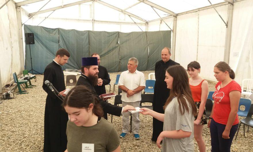 PS Părinte Benedict Bistrițeanul, în vizită de lucru la mai multe parohii din Protopopiatul Ortodox Cluj 1