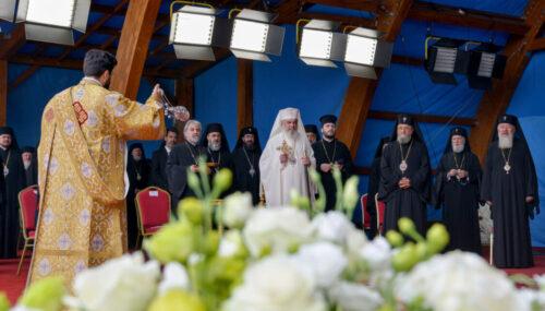 """România și-a aniversat Patriarhul: """"Domnul a pus povățuitor fiecărui neam"""""""