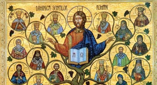 Agenda ierarhilor în Duminica a 2-a după Rusalii (a Sfinților Români)