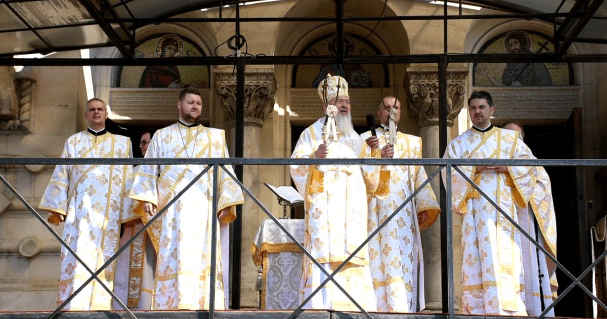 Duminica a 3-a după Rusalii, la Catedrala Mitropolitană din Cluj-Napoca