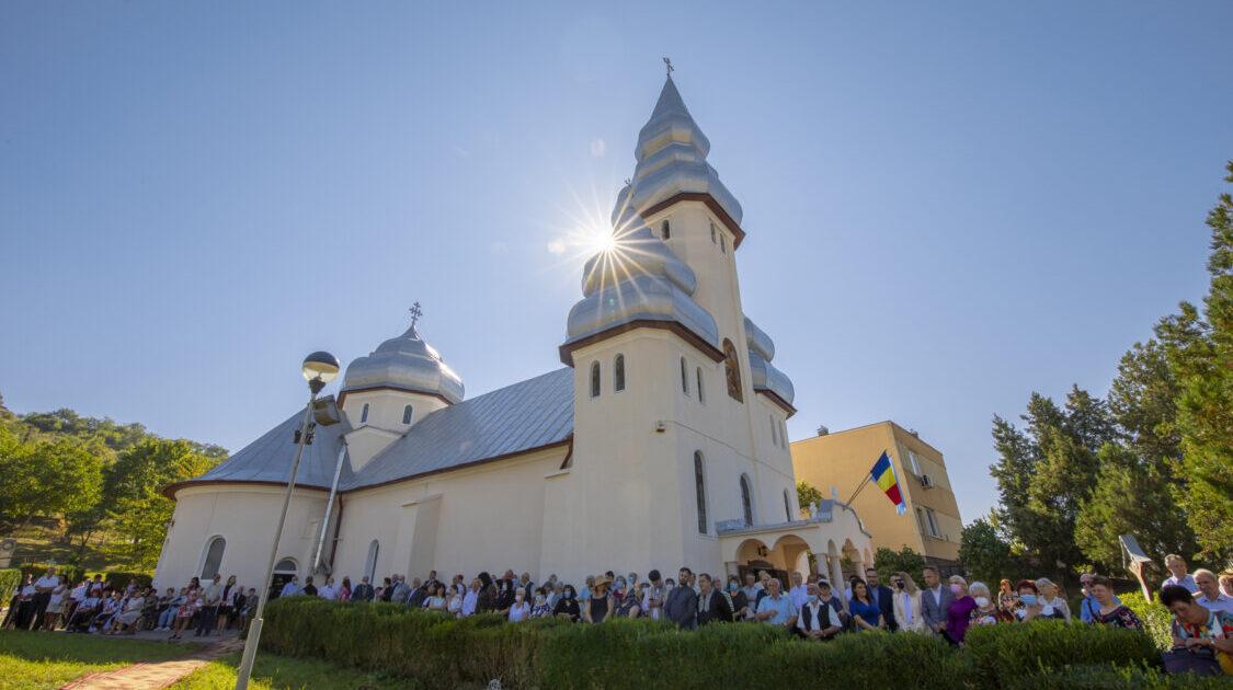 Cea mai veche biserică din Municipiul Turda a fost resfințită de Mitropolitul Clujului