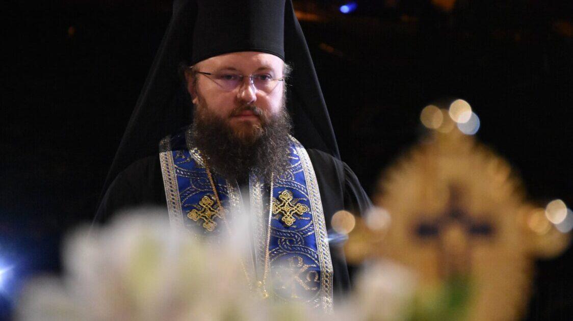 """Arhim. Simeon Pintea: """"Dacă toți și-ar îndrepta pașii spre biserici și mănăstiri, altfel ar arăta chipul lumii"""""""