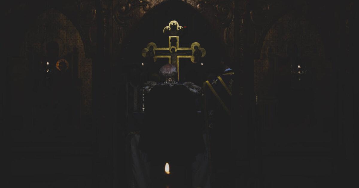 Nimeni nu merge în Rai fără cruce