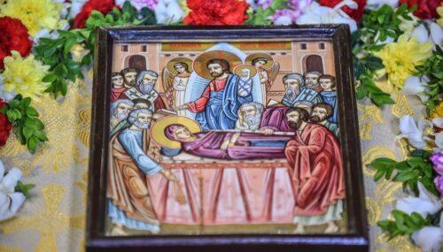 Agenda ierarhilor la sărbătoarea Adormirii Maicii Domnului