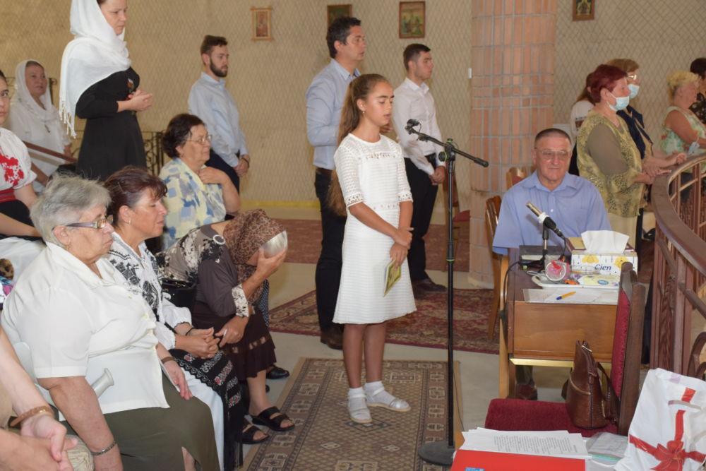 """Hramul Parohiei """"Sfinții Martiri Brâncoveni"""" și sfințire de Policlinică, la Gherla"""