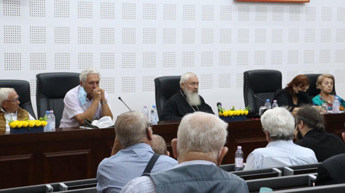 Congresul Extraordinar al Asociației Foștilor Deținuți Politici din România, la Cluj-Napoca