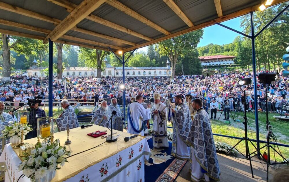 """Mitropolitul Clujului, la Nicula: """"Să ne rugăm Maicii Domnului ca tinerii noștri să fie buni creștini"""""""