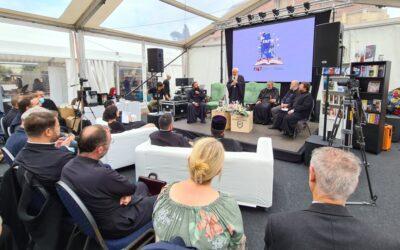 Ierarhii clujeni au participat la trei lansări de carte, în cadrul Festivalului Internațional de Carte Transilvania