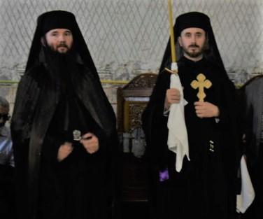 Sărbătoarea Nașterii Maicii Domnului, la Mănăstirea Nicula   Tunderea în monahism a părintelui Chiriac Bărăian