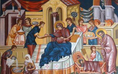 Agenda ierarhilor la sărbătoarea Nașterii Maicii Domnului
