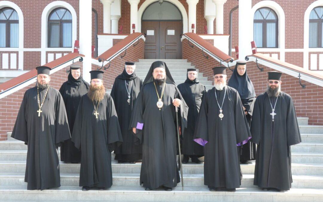Sinaxa stareților și starețelor din mănăstirile Episcopiei Sălajului