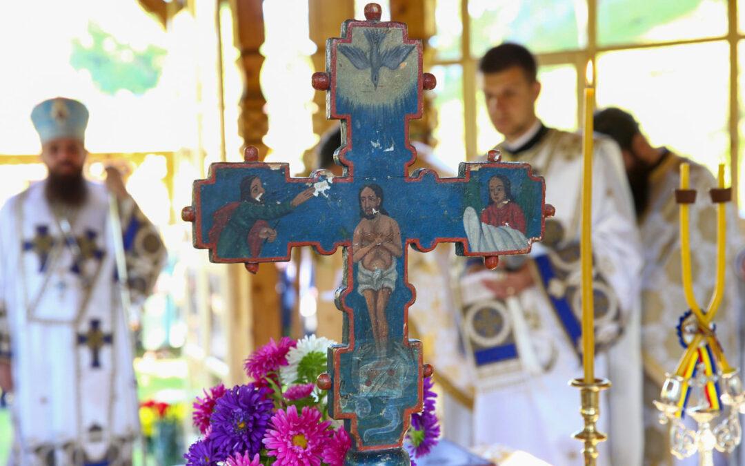 Însemnarea cu semnul Crucii, cel mai frecvent act liturgic creștin