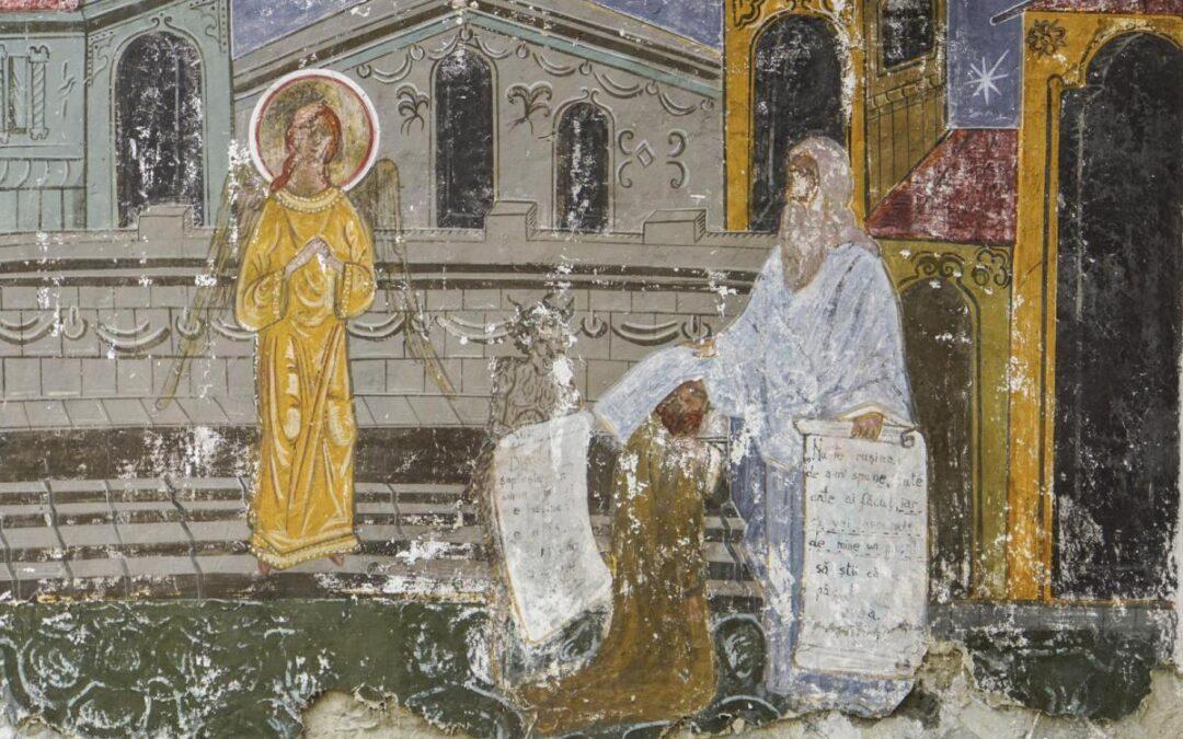 Un bun duhovnic compătimeşte cu penitenţii