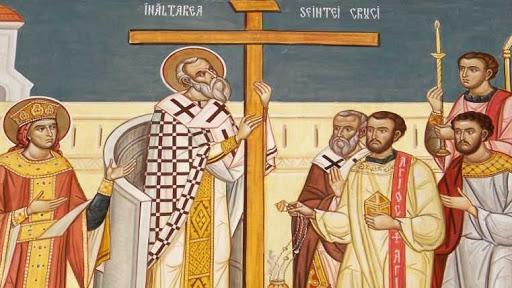 Agenda ierarhilor la sărbătoarea Înălțării Sfintei Cruci