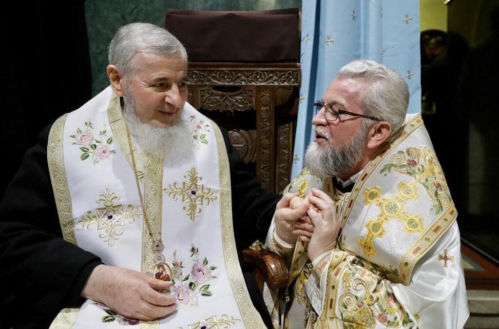 Preasfințitul Părinte Iustin | Părintele Episcop Vasile Fluieraș, vrednic de pomenire, un ierarh cu viață și slujire sfântă