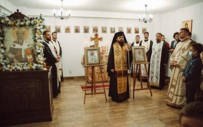 """Binecuvântare arhierească în Parohia """"Sfântul Ierarh Silvestru"""" din Cluj-Napoca"""