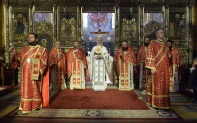 Sărbătoarea Sf. M. Mc. Dimitrie și prezentare de carte, la Catedrala Mitropolitană din Cluj-Napoca