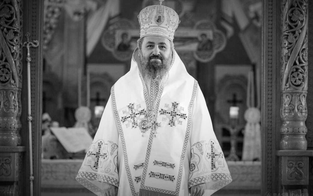 Episcopul Gurie al Devei și Hunedoarei s-a mutat la Domnul