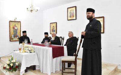 Consfătuirea anuală a profesorilor de religie din judeţul Bistrița-Năsăud, desfășurată în prezența ierarhilor Arhiepiscopiei Clujului