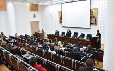 Consfătuirea anuală a profesorilor de religie din judeţul Cluj, desfășurată în prezența Mitropolitului Andrei