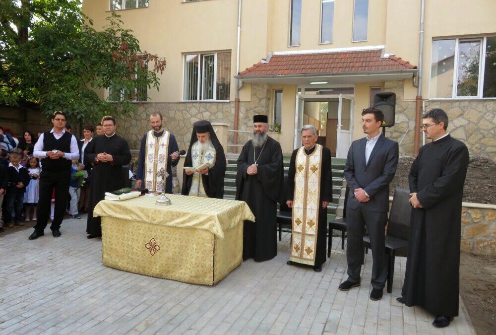 Episcopul Vasile, un om în viața căruia puteai citi cu ușurință frumusețea și sfințenia, spune directorul Seminarului Teologic