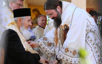"""PS Părinte Macarie: """"Episcopul Vasile Someșanul căuta nu la fața omului, ci la inima lui, la durerea și la nevoia sa"""""""