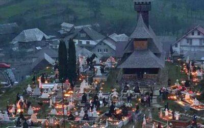 Concurs foto dedicat cimitirelor parohiale din Episcopia Maramureșului
