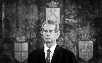 Patriarhul: Regele Mihai I al României şi Biserica Ortodoxă Română
