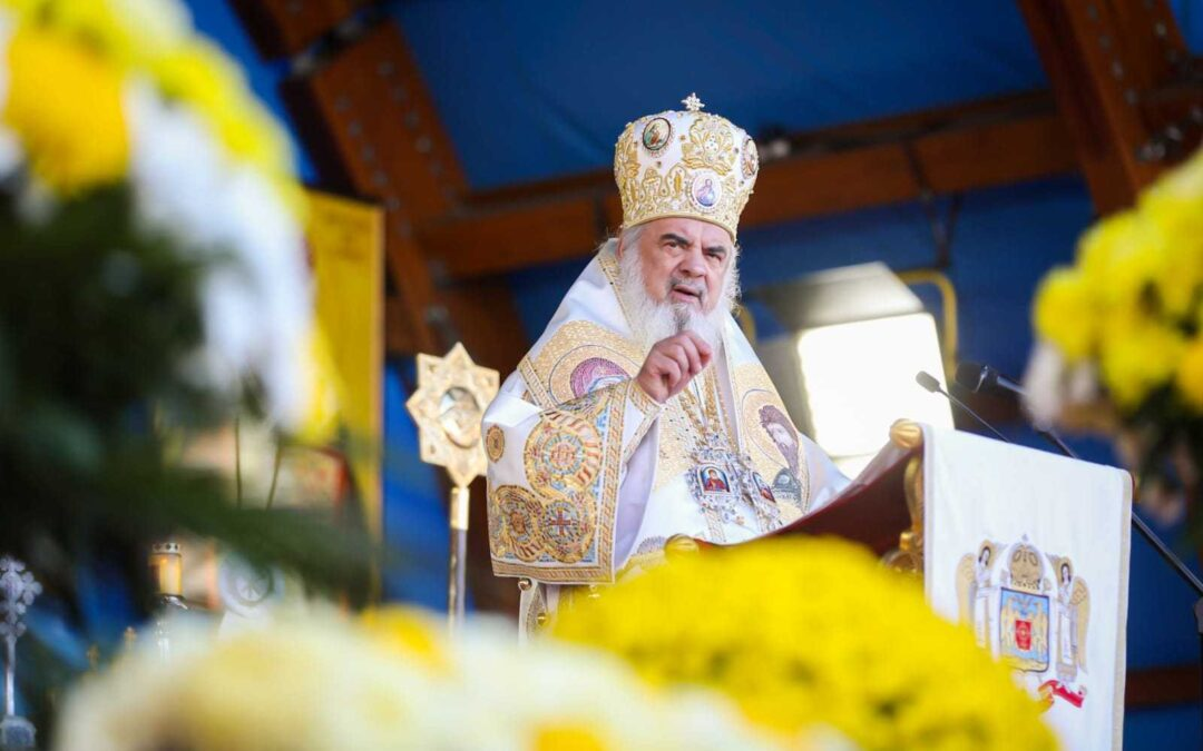 Patriarhul cheamă la libertate responsabilă în pandemie: Darurile cele mai mari sunt sănătatea și mântuirea