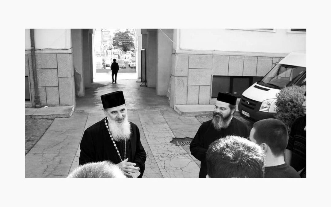 Episcopul Vasile Someşanul: bunătate şi blândeţe filocalică